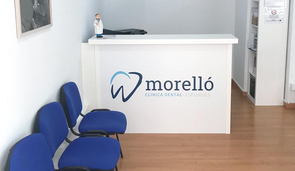 Morelló Clínica Dental Esplugues
